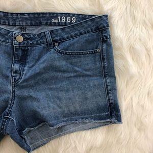 Gap Soft Washed Denim Shorts